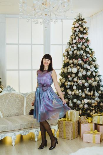 Шиємо новорічну сукню 8