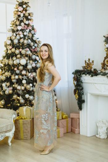 Шиємо новорічну сукню 7