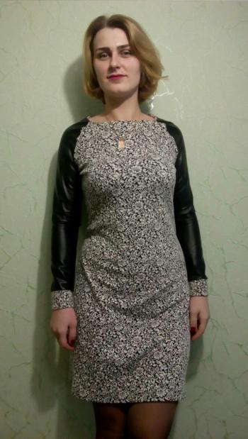 Комбіноване плаття