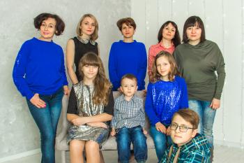 II Флешмоб Суми. Family Look