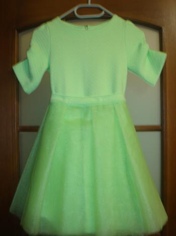 Сукня для дівчинки. 3 в 1.