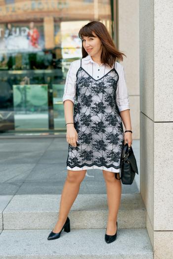 Сукня-сорочка 3 в 1-му!