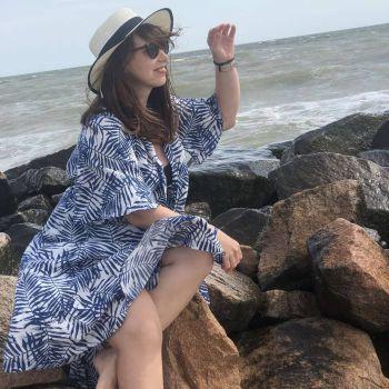 Пляжна сукня