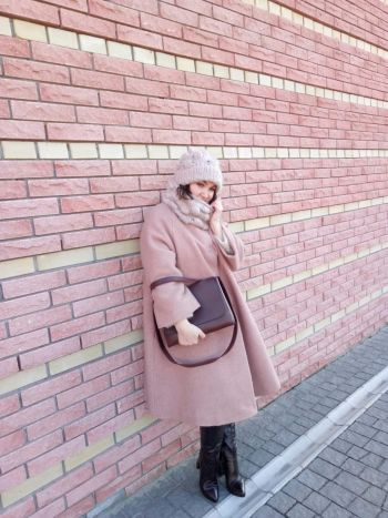 Пальто з лодену