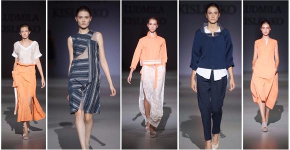 Український тиждень моди колекції весна-літо