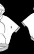 Просторий анорак із суцільнокроєними рукавами - фото 3