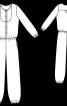 Комбінезон з пластроном - фото 3
