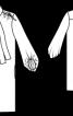 Сукня сорочкового крою з бантом - фото 3