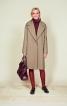 Пальто Н-силуету - фото 1