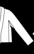 Жакет із хутряним коміром - фото 3