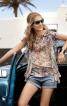 Блуза прямого крою - фото 1