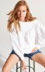 Блузка на кокетці - фото 1