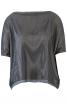 Блуза з суцільнокроєними рукавами - фото 2