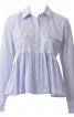 Блузка сорочкового крою - фото 2