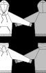 Анорак трикотажний з капюшоном і накладною кишенею - фото 3