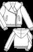 Анорак з асиметричною застібкою - фото 3