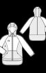 Анорак з капюшоном і застібкою на блискавку - фото 3