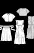 Дірндль класичний з фартухом і блузкою - фото 3