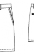 Бермуди класичного крою - фото 3