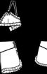 Бюстгальтер і шорти - фото 3