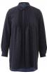 Блуза-сорочка просторого крою - фото 2