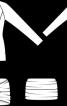 Блузка і накидка-хомут - фото 3