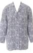 Блуза піжамна сорочкового крою - фото 2