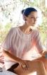 Блуза із суцільнокроєними рукавами - фото 1