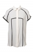 Блузка з рельєфними швами - фото 2
