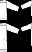 Блуза прямого крою з креп-сатину - фото 3