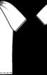 Блузка прямого крою з короткими рукавами реглан - фото 3