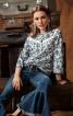 Блуза в ковбойському стилі - фото 1
