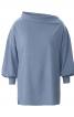 Блуза с асимметричным воротником - фото 2