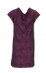 Блуза довга з приспущеними плечима - фото 2