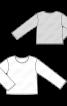 Блузка мереживна простого крою - фото 3