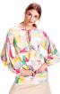 Блуза з пишними рукавами - фото 1