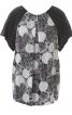 Блузка із зустрічними складками - фото 2