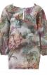 Блуза з об'ємними рукавами - фото 2