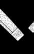 Блуза прямого крою із застібкою на плечі - фото 3