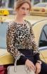 Блузка з рукавами реглан - фото 1