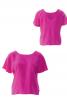 Блуза з вирізом на спинці - фото 2