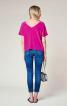 Блуза з вирізом на спинці - фото 4