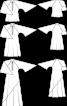 Блуза крепдешинова з рукавами-розтрубами - фото 3
