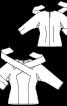 Блузка приталеного крою з Burda 1958 - фото 3