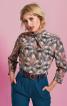 Блузка приталеного крою з Burda 1958 - фото 1