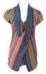 Блуза з перехресним коміром - фото 2