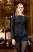 Блузка приталеного силуету - фото 1