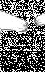 Блузка прямого крою з коміром-бантом - фото 3