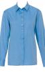 Блузка-сорочка зі складкою на спинці - фото 2