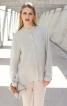 Блуза-сорочка з видовженою спинкою - фото 1